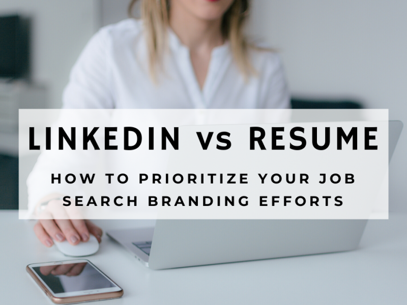 starting your job search  why linkedin is more important