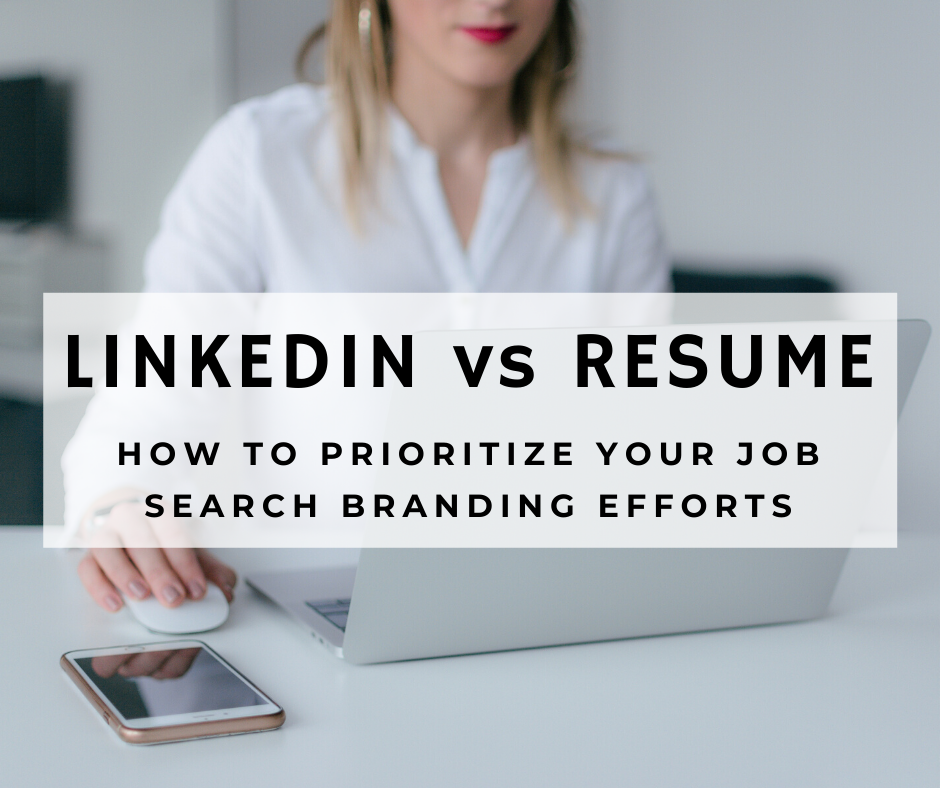 Linkedin vs Resume - which one is more important?