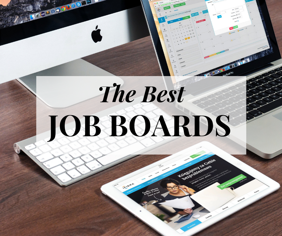 The Best Job Boards - NG Career Strategy