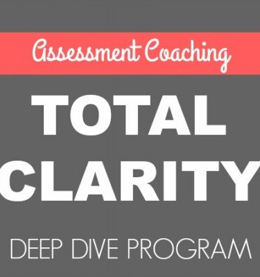 Total Clarity Deep Dive Program