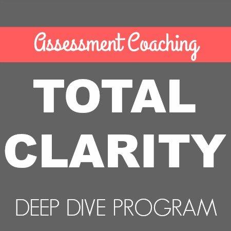 Total Clarity Deep Dive Program