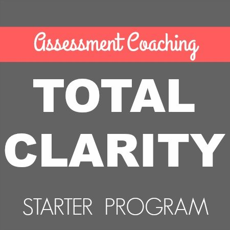 Total Clarity - Assessment Coaching Starter Program