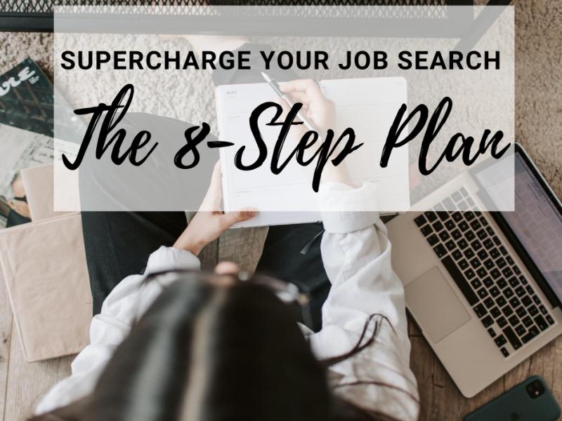 8-step-job-search-plan