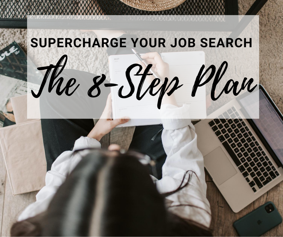 8-step-job-search-plan