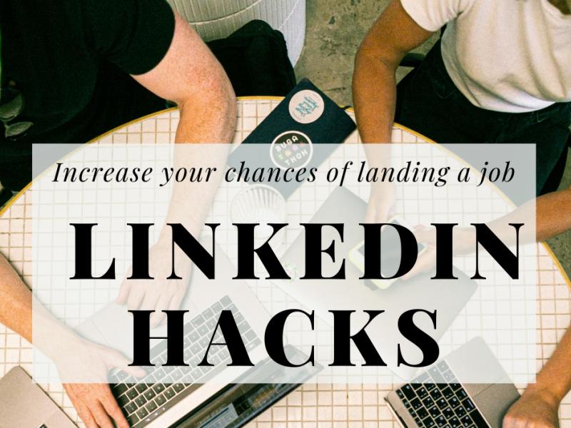 LinkedIn-Job-Landing-Hacks