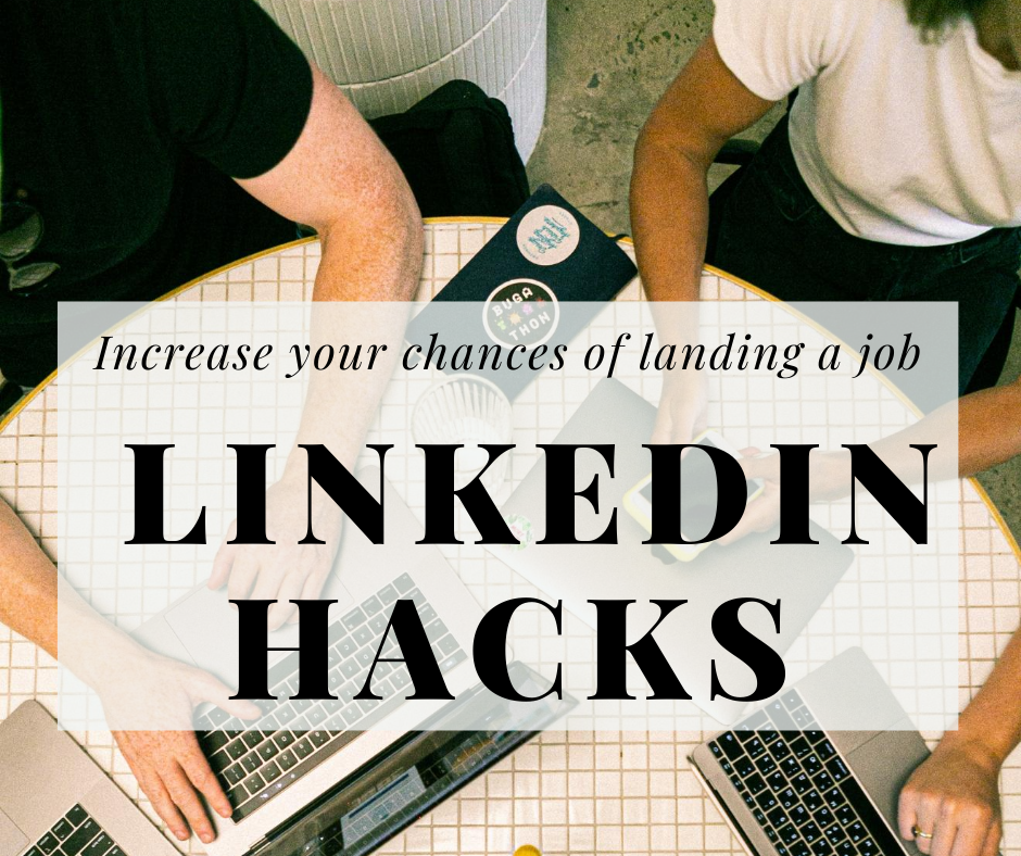 LinkedIn-Job-Landing-Hacks