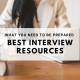 Best-interview-resources