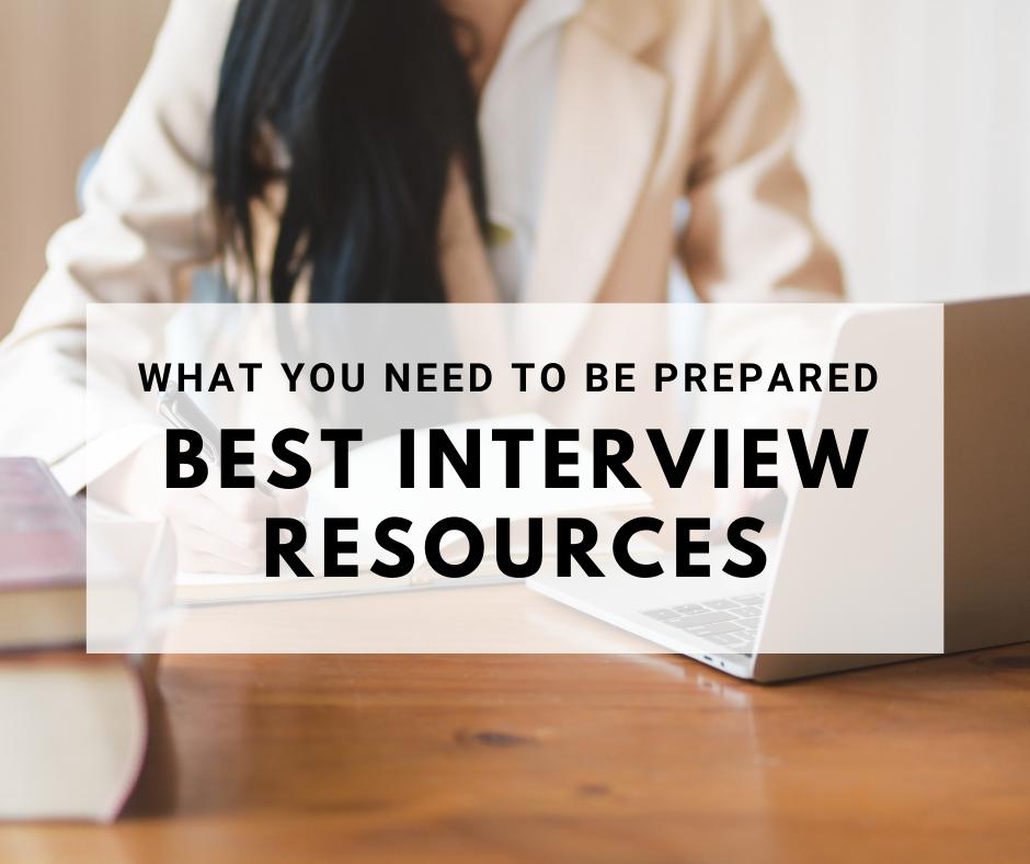 Best-interview-resources
