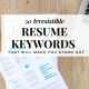 50-irresistible-resume-keywords