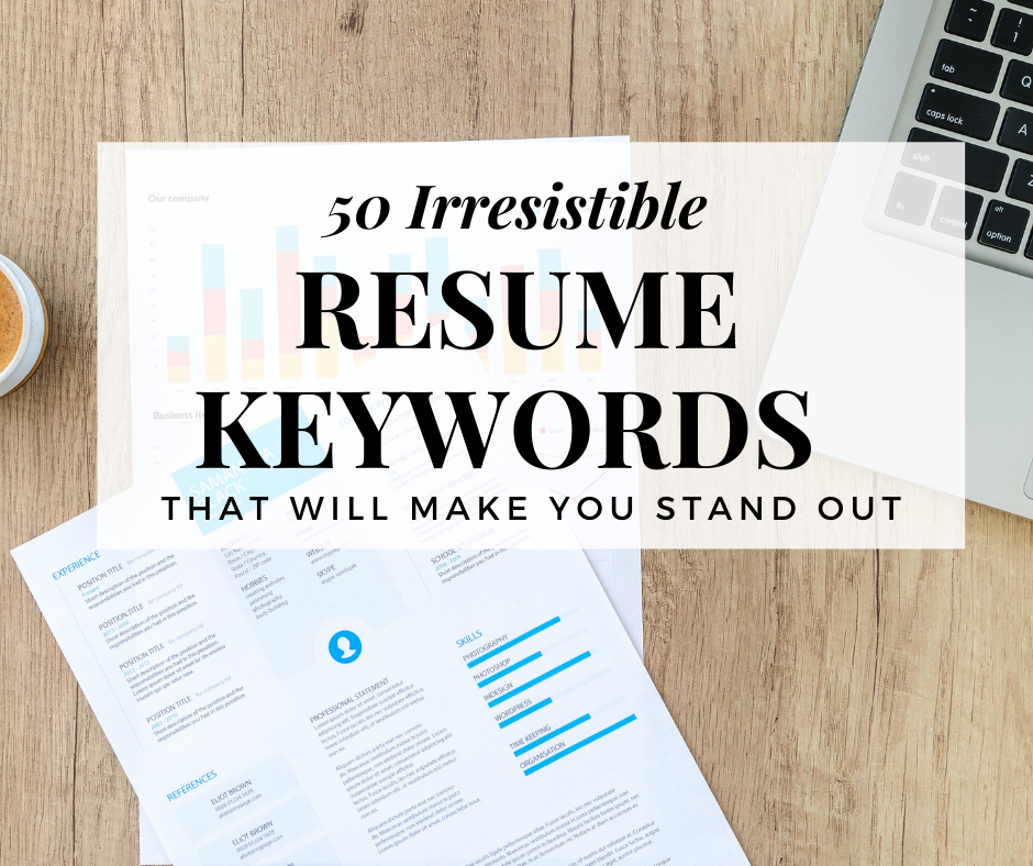 50-irresistible-resume-keywords
