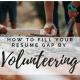 resume-gap-filler-volunteering