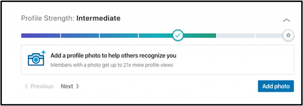 linkedin-profile-strength-meter