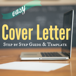 Easy Cover Letter - Guide and template Thumbnail