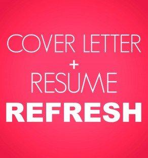 Cover Letter Resume Refresh_Product Shot