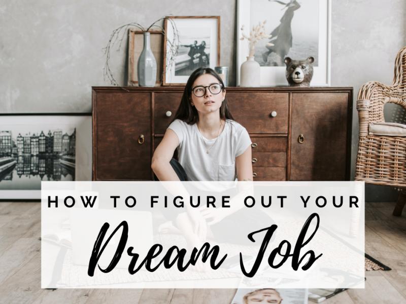 Figure-out-dream-job