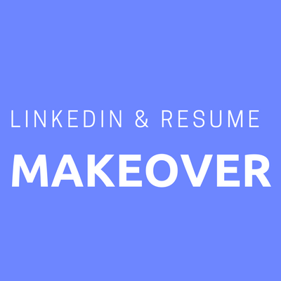 Linkedin and resume makeover NG Career Strategy