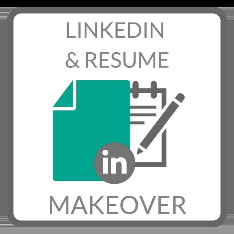 linkedin career changer rebrand
