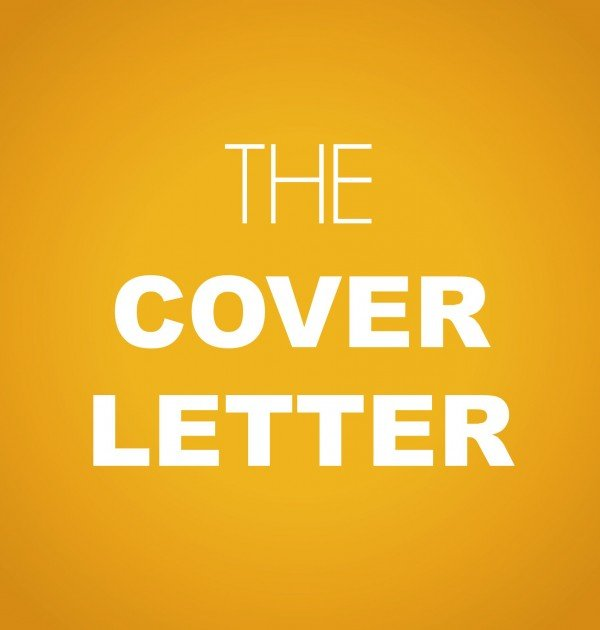 Cover Letter Product