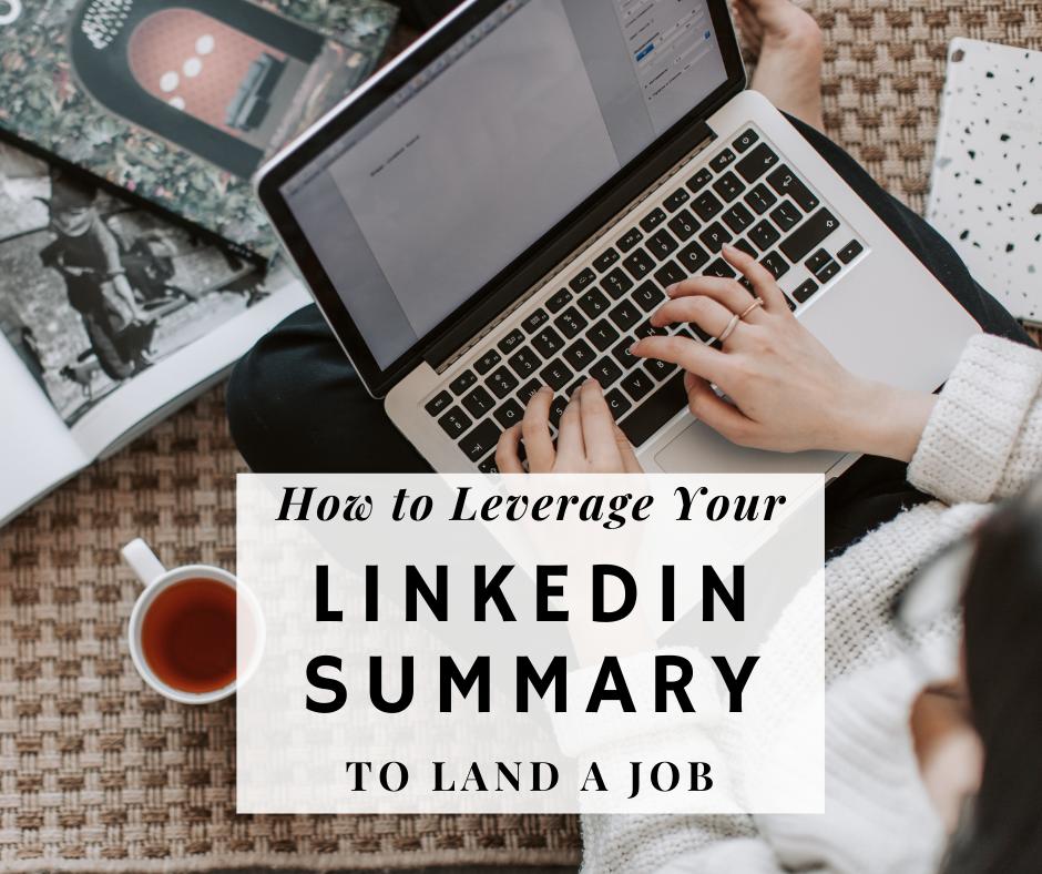 linkedin-summary-writing