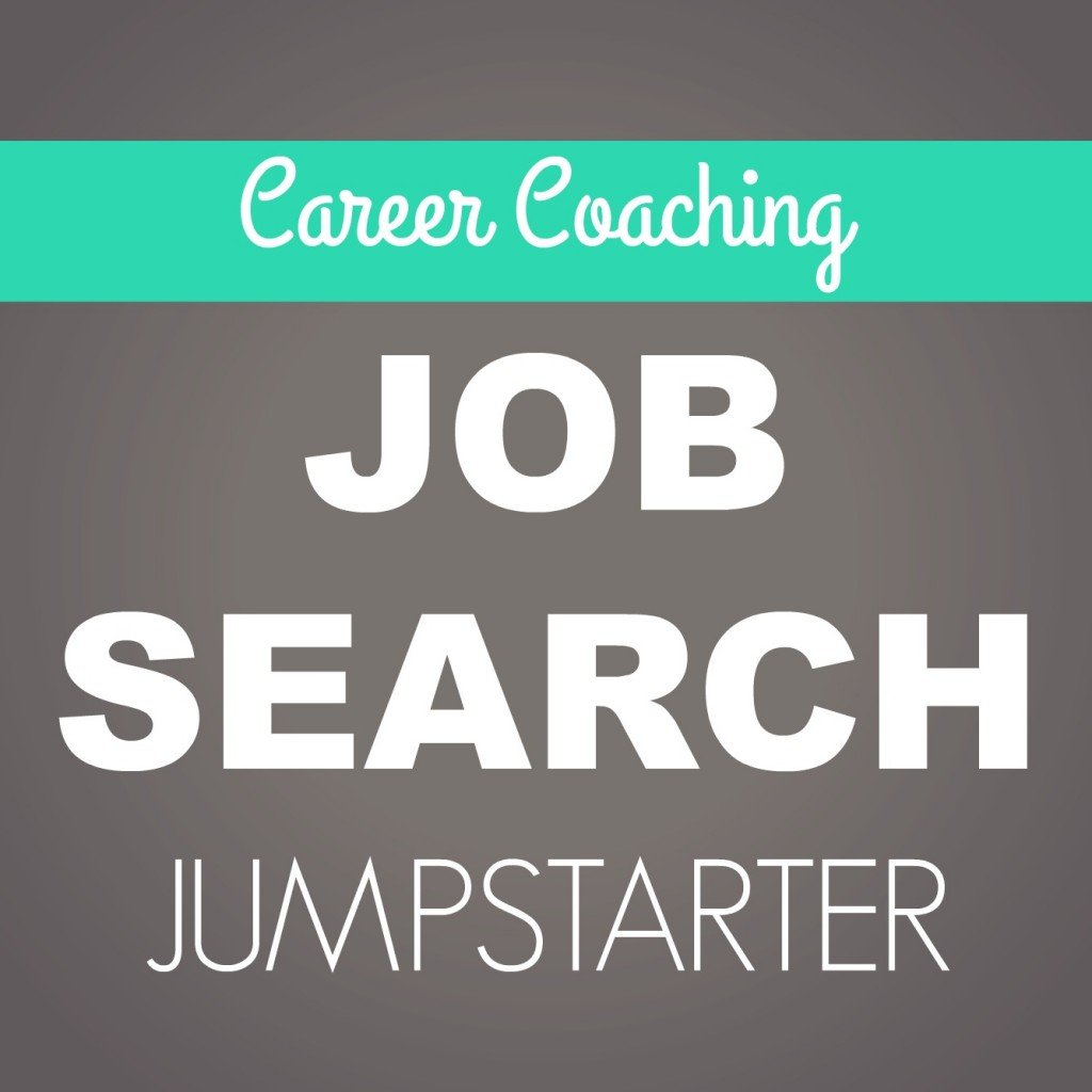Friendly Find For Your Job Search: Job Search Jumpstarter