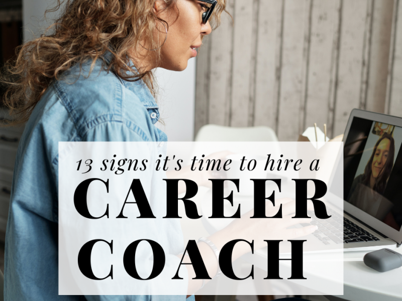 13-signs-hire-career-coach