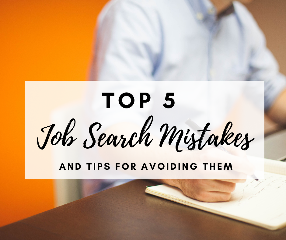 Top-5-job-search-mistakes