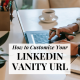 customize-LinkedIn-vanity-url