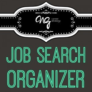 job search organizer_NG Career Strategy