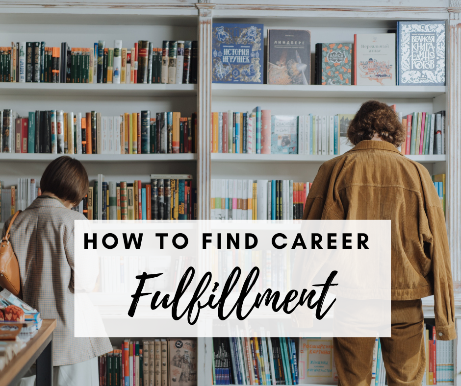 find-career-fulfillment