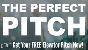 The Perfect Pitch - NG Career Strategy Elevator Pitch