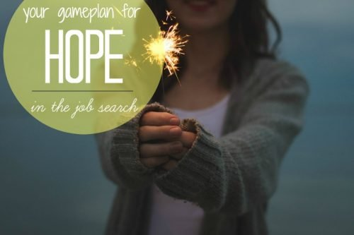 how to find hope in a hopeless job search - NG Career Strategy
