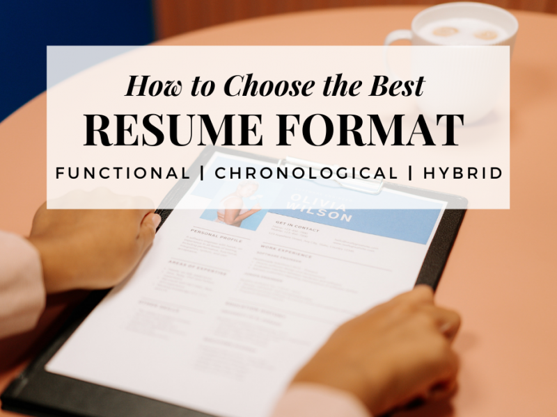 choose-best-resume-format
