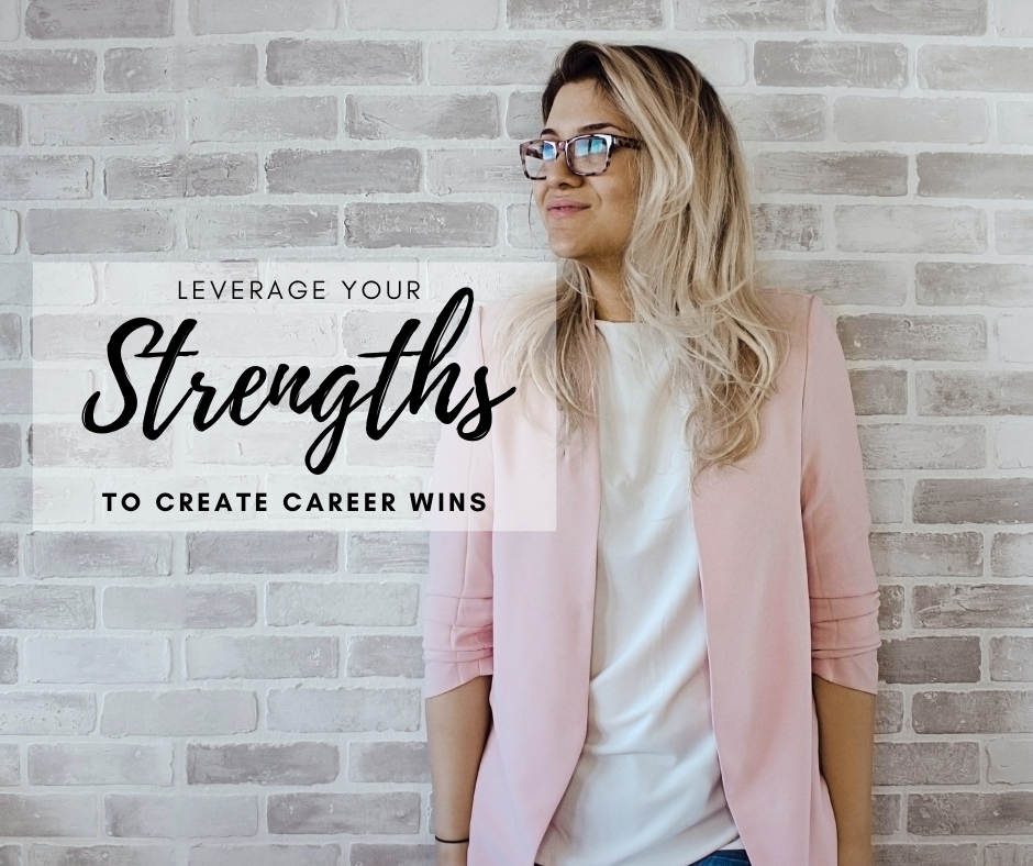 Leverage-career-strengths