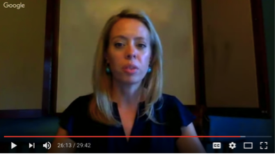 Leveraging Recruiters for Your Career Google Hangout on Youtube