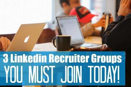 recruiter groups you must join today - NG Career Strategy