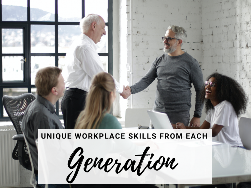 workplace-skills-different-generations
