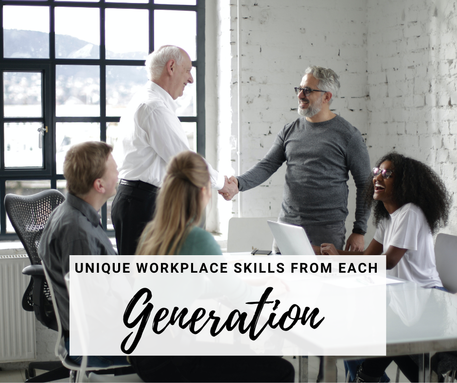 workplace-skills-different-generations