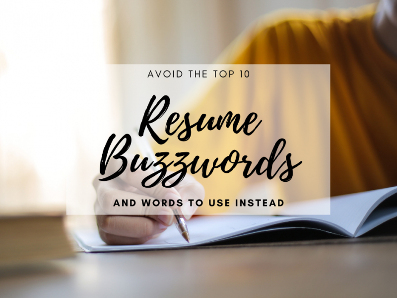 10-resume-buzzwords-to-avoid