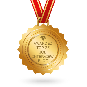 NG Career Strategy Awarded Top 25 Job Interview Blog and Applicant Website! 1
