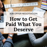 Job Offer Negotiation