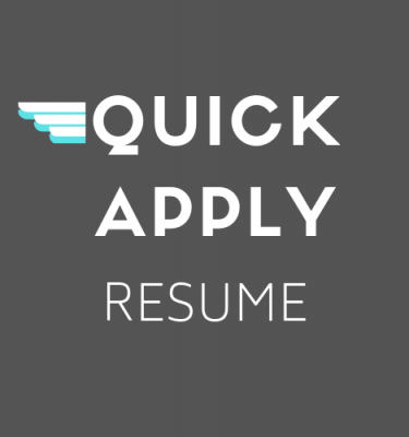 Quick-Apply-Resume
