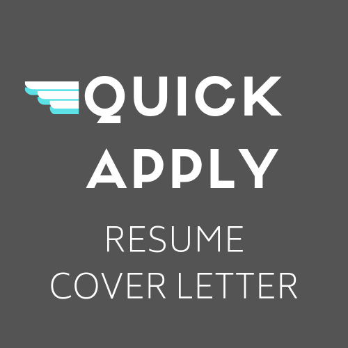 Quick-Apply-Resume-Cover-Letter
