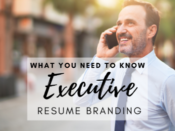 executive-resume-branding