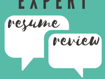 expert-resume-review