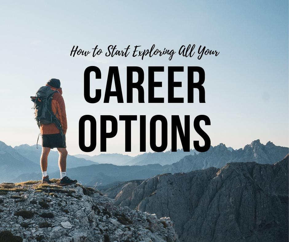 how-explore-career-options